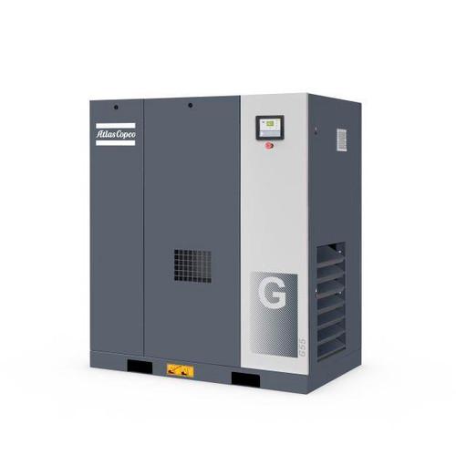 Rotary Screw Compressor G 30 Atlas Copco- 40HP, 183CFM