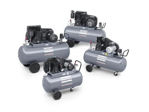 Atlas Copco Piston Air Compressor- Industrial Series AB75E200T