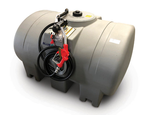 Diesel Fuel Tank 1100L BP3000 w/ 12V Pump Kit