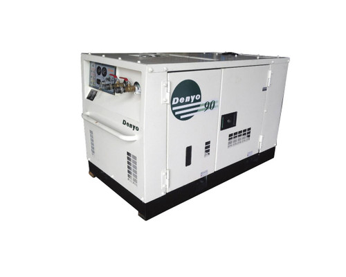 Used Air Compressor- 90CFM DENYO