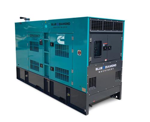 Cummins 3 Phase Diesel Generator available in Perth & Melbourne Region