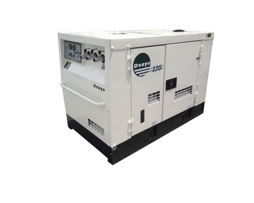 used Diesel Air compressor 125CFM