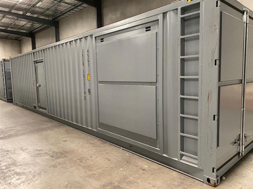 1400 KVA Containerised Diesel Generator 3 Phase 415V - Cummins Powered