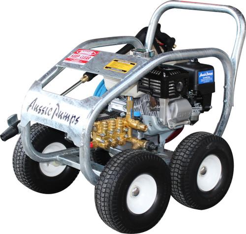 Petrol Pressure Washer 3000 PSI 6.5 HP Honda GX200 Engine