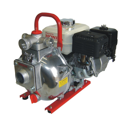 Aussie Fire Chief Honda GX160 Petrol Fire Fighting Water Pump 5.5 HP