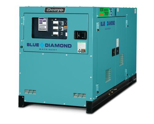 DENYO 75KVA Diesel Generator - 3 Phase - DCA-75SPI