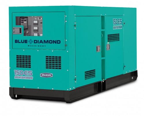 DENYO 150KVA Diesel Generator - DCA-150ESK