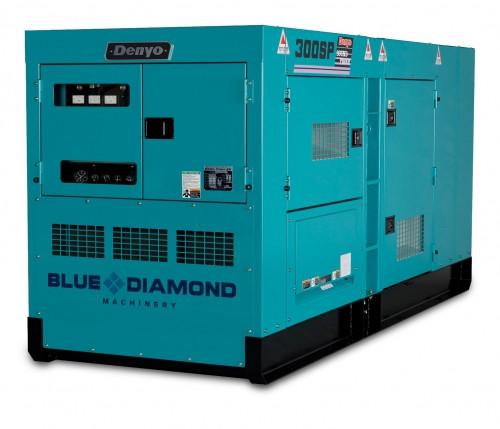 DENYO 300KVA Diesel Generator - DCA-300SPK3