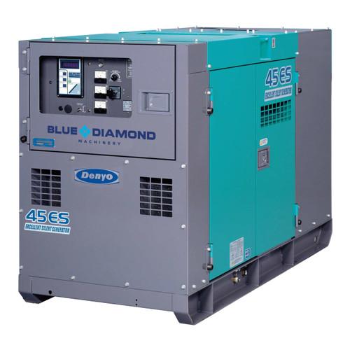 Denyo 45KVA Diesel Generator - 3 Phase - DCA-45ES
