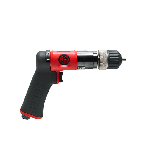 "Chicago Pneumatic - Drilling - 3/8"" drill - General Maintenance - Keyless Chuck"