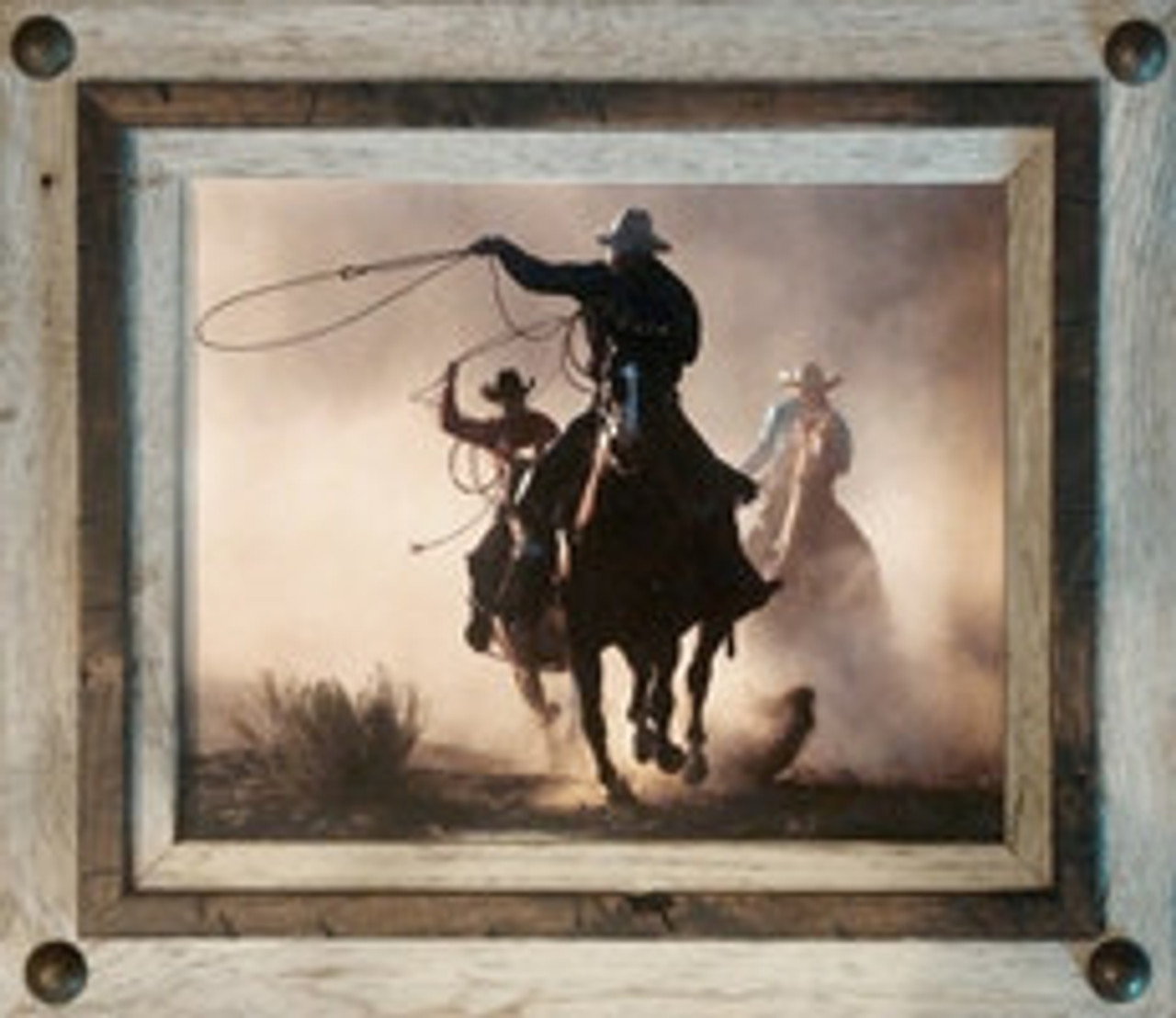 Barnwood Frames | Rustic Reclaimed Wood Picture Frames