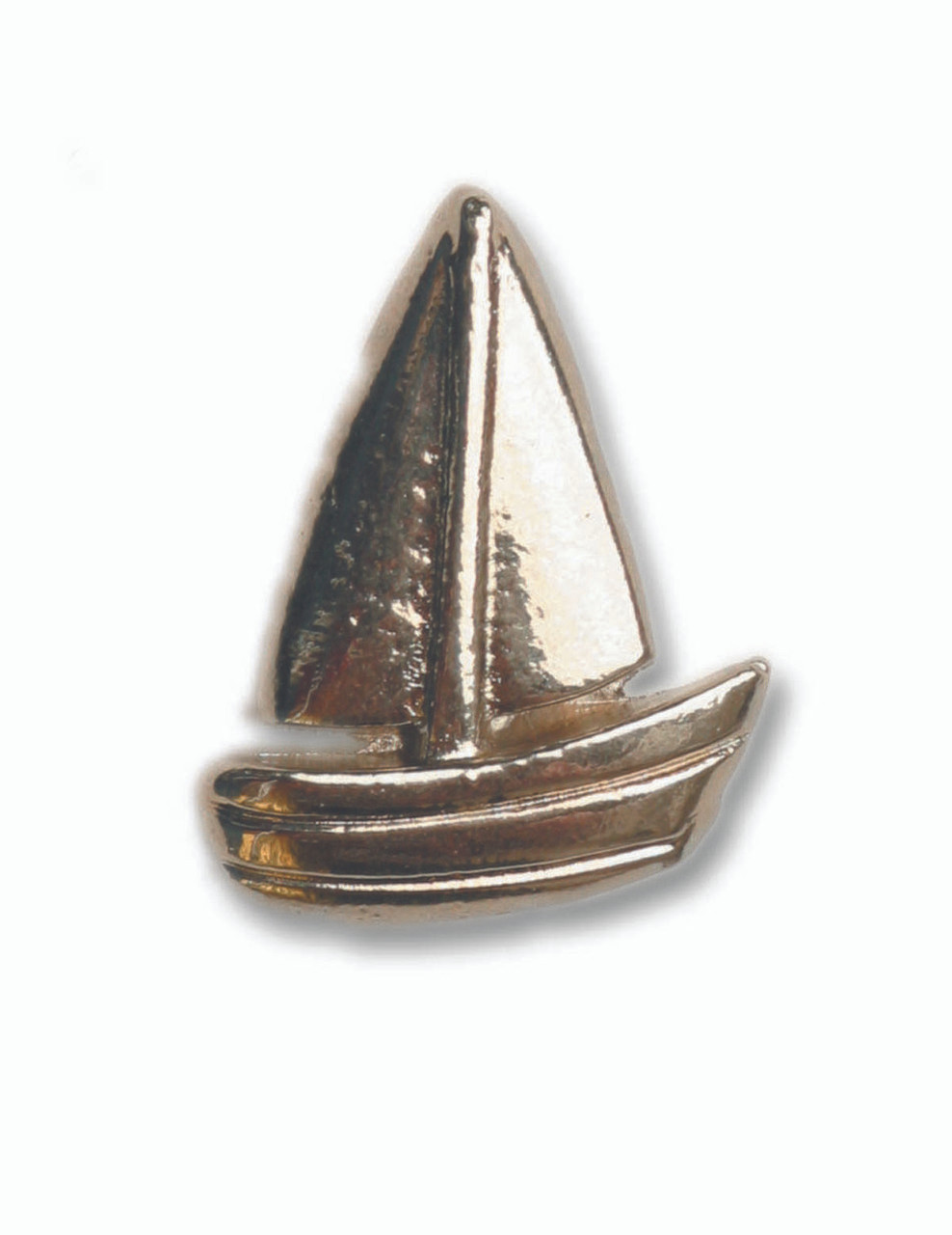 Simple Sailboat Cabinet Hardware Knob