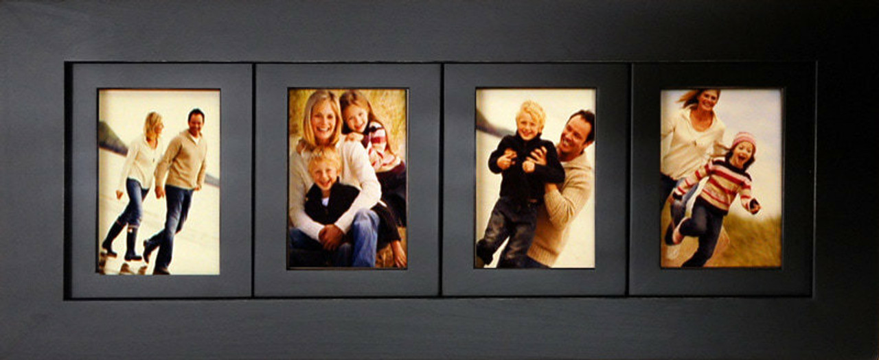 Collage Picture Frames Four Opening 4x6 Frame