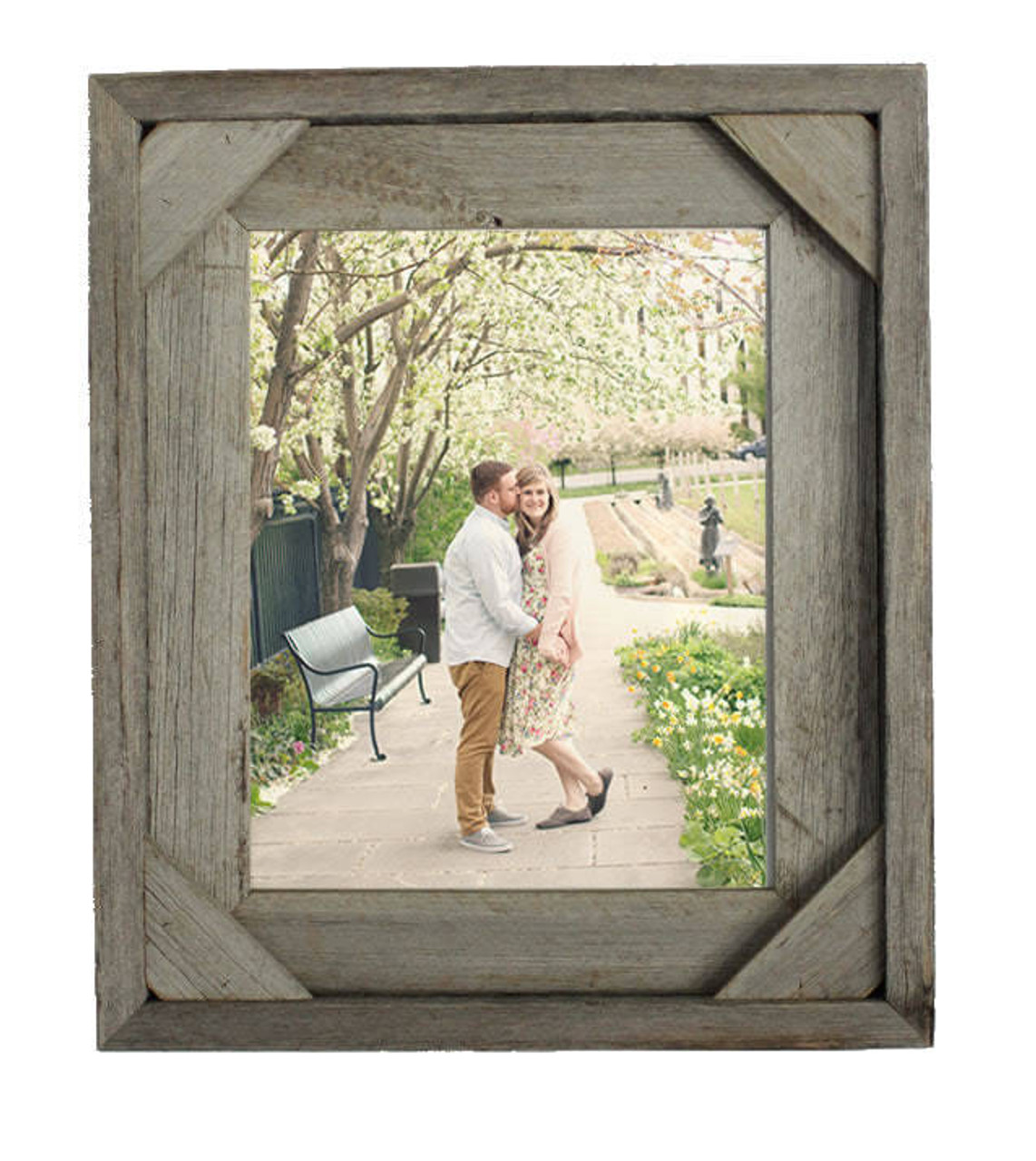 Barn Wood Frames 20x24 Rustic Wood Picture Frame
