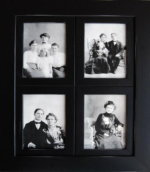 4 Opening Collage Picture Frames Mybarnwoodframescom Barnwood