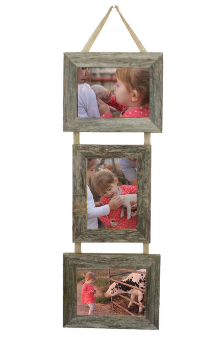 3 Opening Collage Picture Frames Three Opening Photo Frames