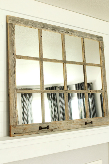 Rustic Barnwood Frames, Mirrors, Furniture & Décor ...