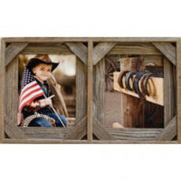 2 Opening Collage Picture Frames