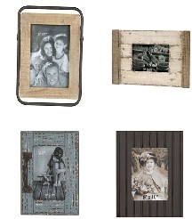Unique VIP Picture Frames