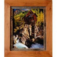 Sagebrush Series Rustic Frames