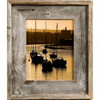"Lighthouse 2.75"" Medium Barnwood Picture Frame"