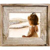 "Lighthouse 2"" Barnwood Picture Frame"