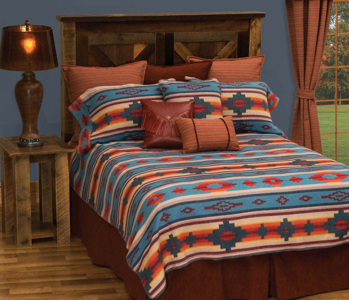Crystal Creek Bed Set