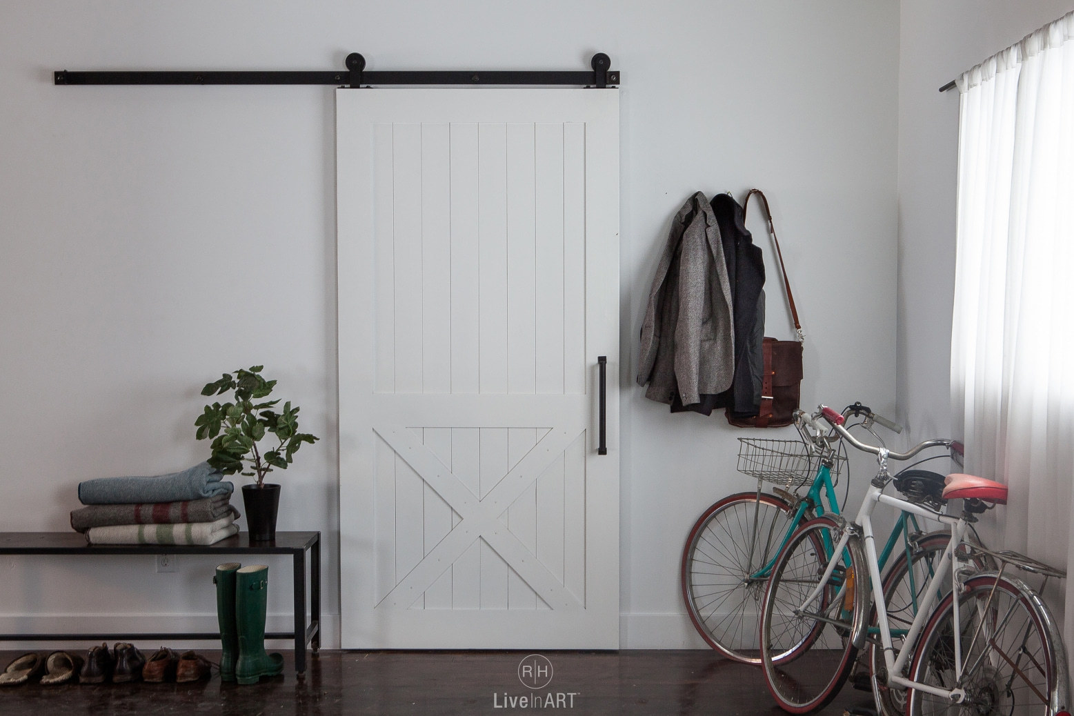 Barn Doors & Sliding Door Hardware