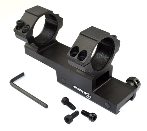 Sniper 30mm High Profile Cantilever Scope Mount