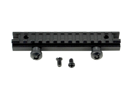"13 Slot Riser Mount - 0.5"", Low Profile"