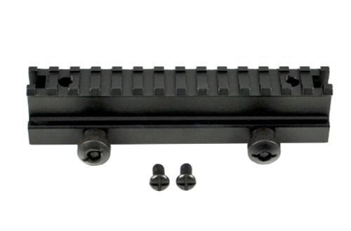 "13 Slot Riser Mount - 1"" High Profile"