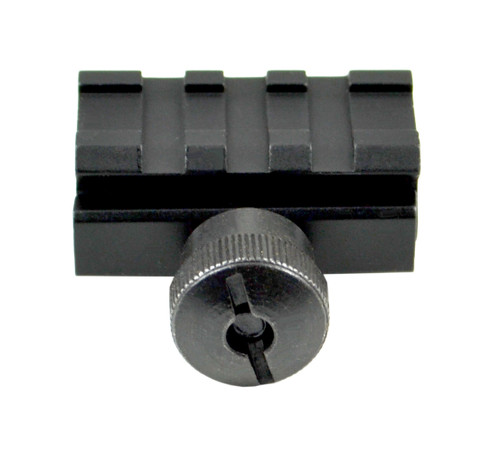"3 Slot Riser Mount - 0.5"" Low Profile"