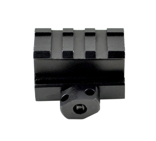 "3 Slot Riser Mount - 0.83"" Medium Profile"
