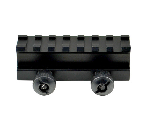 "7 Slot Riser Mount - 0.83"" Medium Profile"