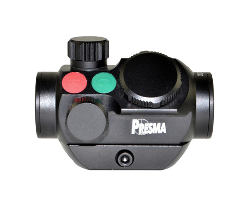 Presma® Red Hawk Series Compact Reflex Red/Green Dot Scope