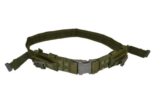 Sniper Tactical Duty Belt, Green