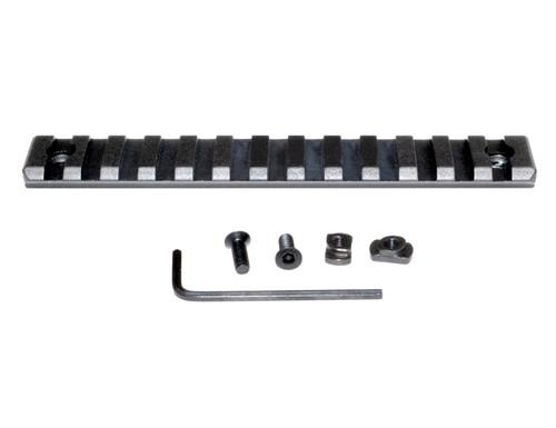 Picatinny Rail Section for M-LOK Style Mounts, 13 Slot
