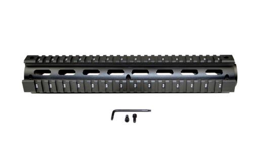 "Sniper® 2 Piece Drop In Quad Rail Handguard DPMS .308 Low Profile, 12.5"" Rifle Length"