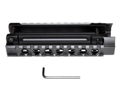 H&K MP5/MP522 Picatinny Tri Rail Accessory Mount Handguard