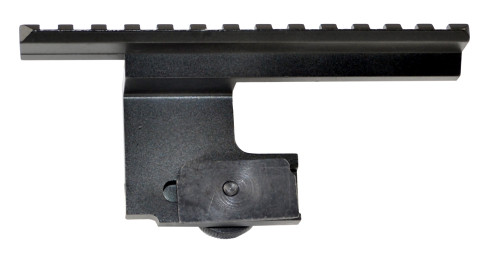 Ruger Mini 14/Mini 30 Mil Spec Deluxe Side Mount with Top Rail