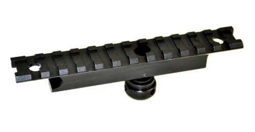Top rail for AR-15 A2 Carry Handle