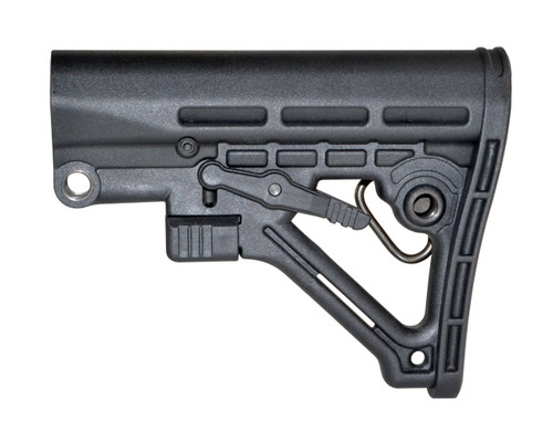 Mil-Spec Adjustable Stock w/ QR Sling Adapter