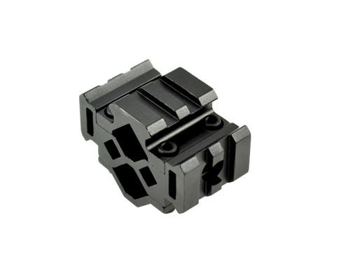 "Sniper® 1.2"" Tri Rail for Barrel OD 0.51"" - 0.78"" with Laser Clamp"