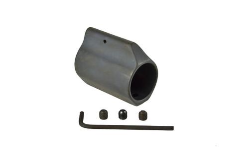 """AR Low Profile Gas Block, 0.875"""" Steel Long Style"""