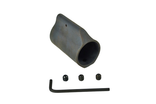 """AR Low Profile Gas Block, 0.936"""" Steel Long Style"""