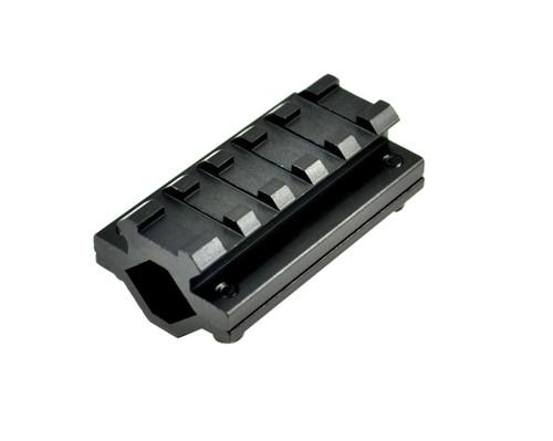 "Sniper® 2.4"" Top Picatinny Rail for Barrel OD 0.51"" - 0.78"""