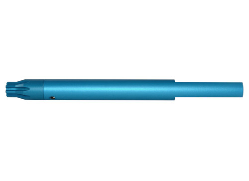 ".308 Barrel Vise Block Rod for .936"" - AR-10 LR-308, Blue"