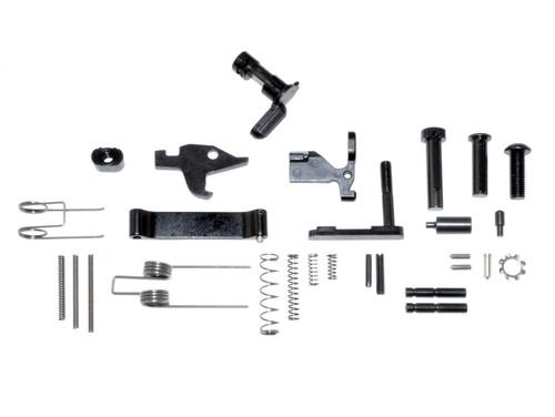 28 Piece AR-15 Lower Parts Kit [without FCG] for .223/5.56 AR15/M4