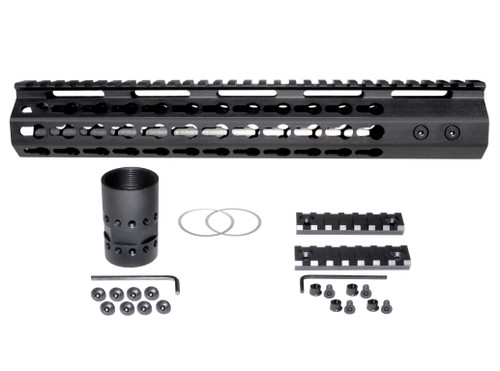"12.187"" Length Keymod Free Float Handguard for 223/5.56"