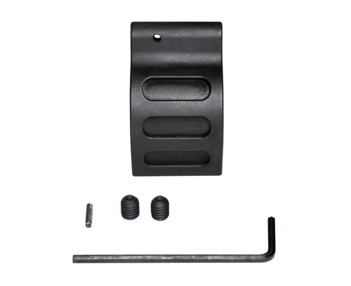 "Low Profile Gas Block, 0.875"" Black Steel (GB875)"